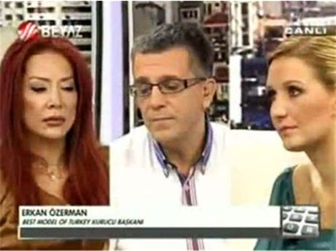 Canlı yayında 'Erkan'lar karıştı